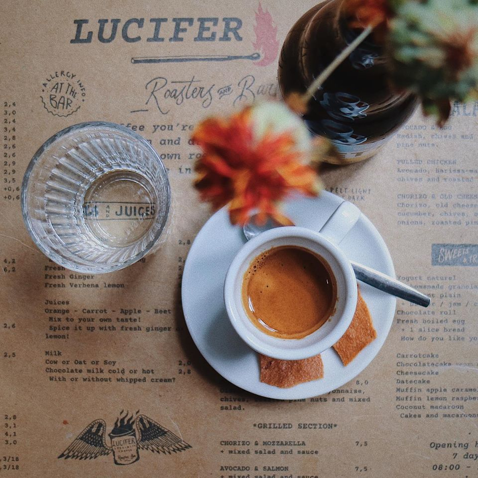 Lucifer Coffee Roasters BAR kleine berg 47